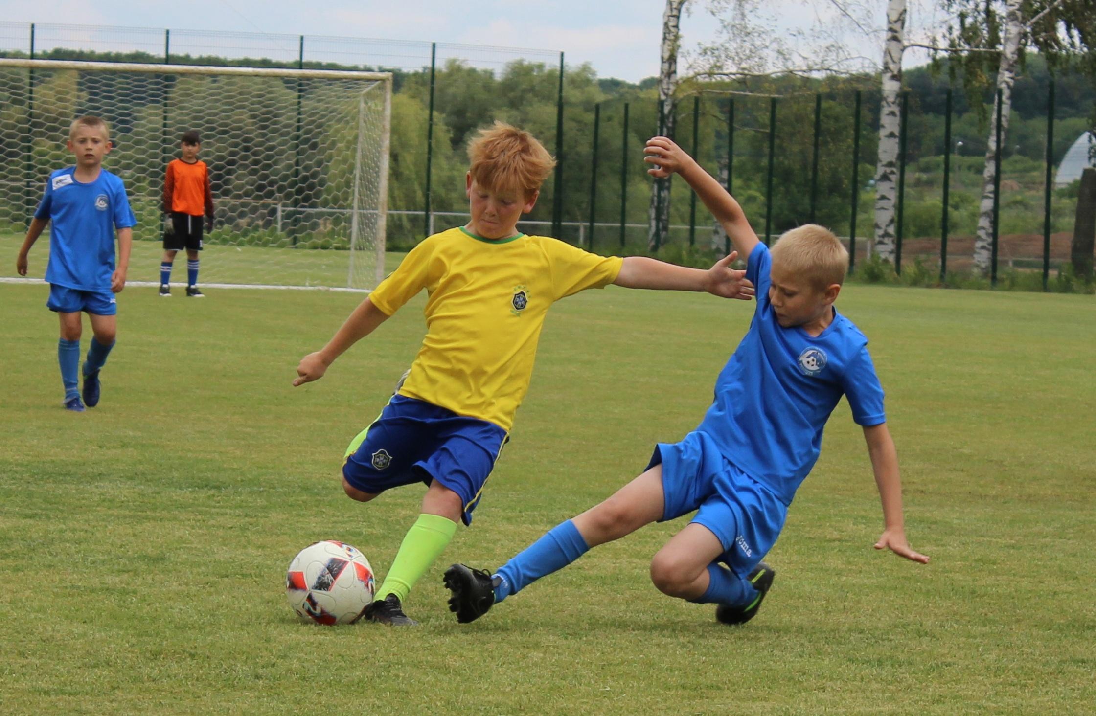 Фотозвіт дитячого турніру на призи групи компаній LNZ
