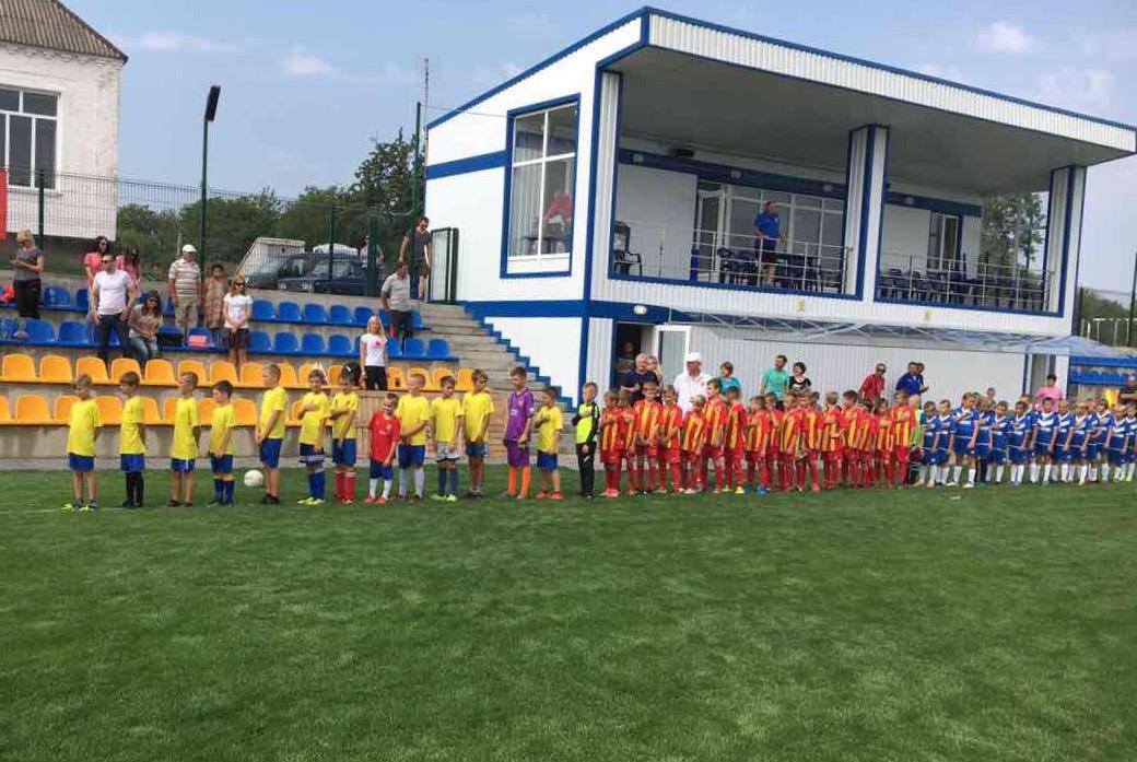У Лебедині відбувся дитячий міжобласний турнір на призи групи компаній ЛНЗ