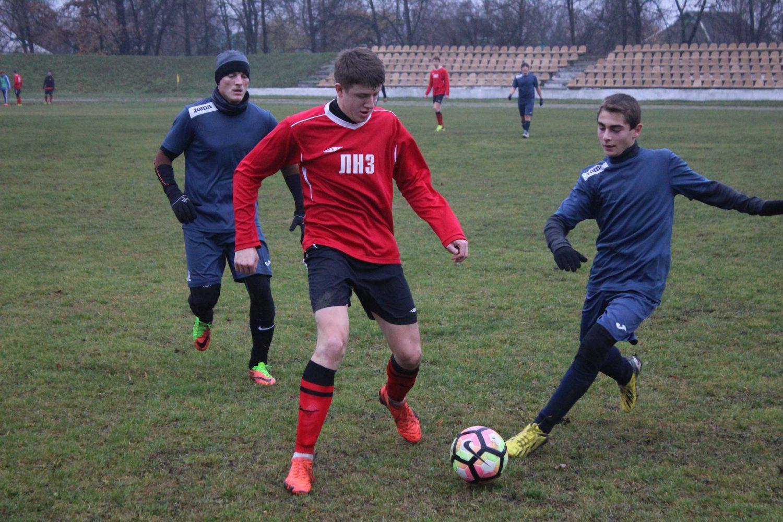 Фотозвіт матчу чемпіонату району проти ДЮСШ Шпола