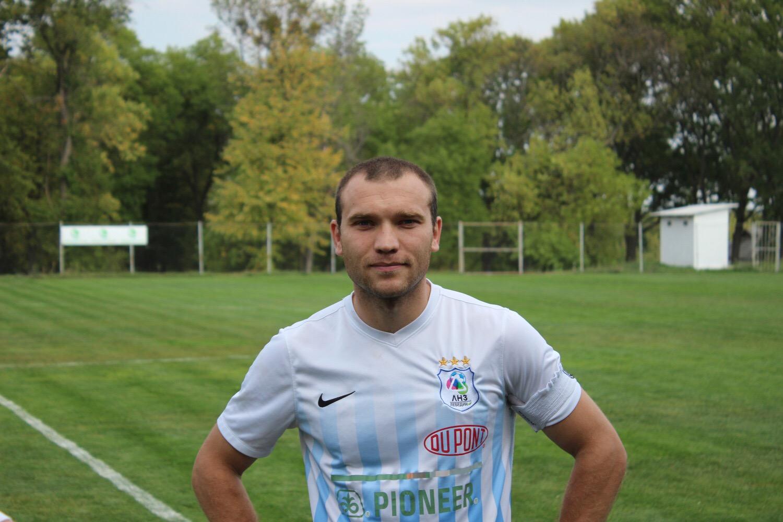 Андрій Калініч – автор найкращого голу жовтня
