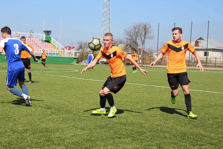 Фотозвіт матчу ЛНЗ-2 проти Златокраю