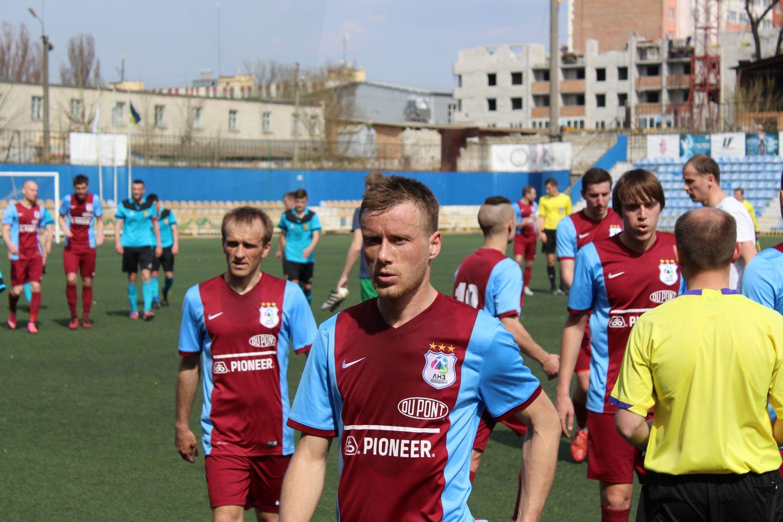 ЛНЗ-Лебедин переміг Факел у важкому протистоянні Кубку України