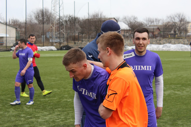 Фотозвіт матчу ЛНЗ-2 проти Олімпу