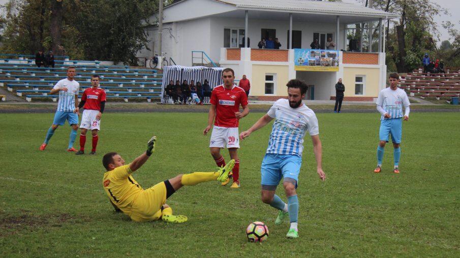 Спартак – ЛНЗ-Лебедин: анонс 5 туру чемпіонату області