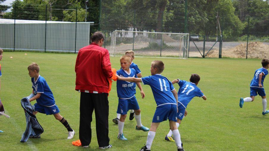ДЮСШ ЛНЗ-Лебедин вийшов у плей-офф чемпіонату області