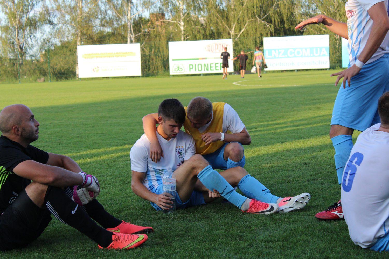 ЛНЗ після серії пенальті з Гірником припинив виступи в Кубку України