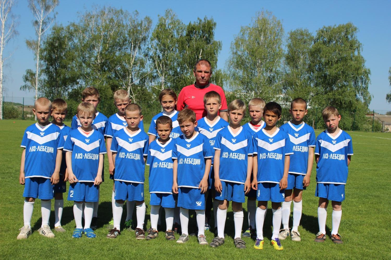 Діти ЛНЗ з різними показниками завершили перше коло чемпіонату області (+коментар Славінського)
