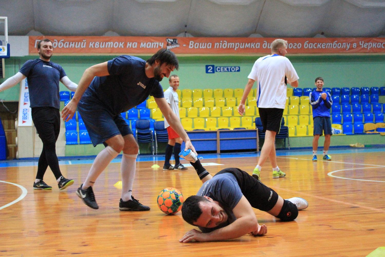 Тренування ЛНЗ в Будівельнику (ФОТО)