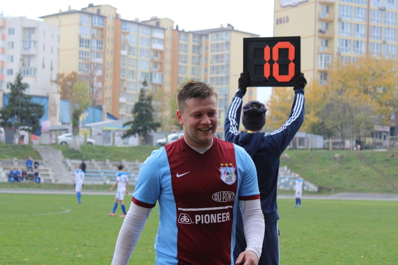 Віталій Грицай – автор найкращого голу 2018 року!