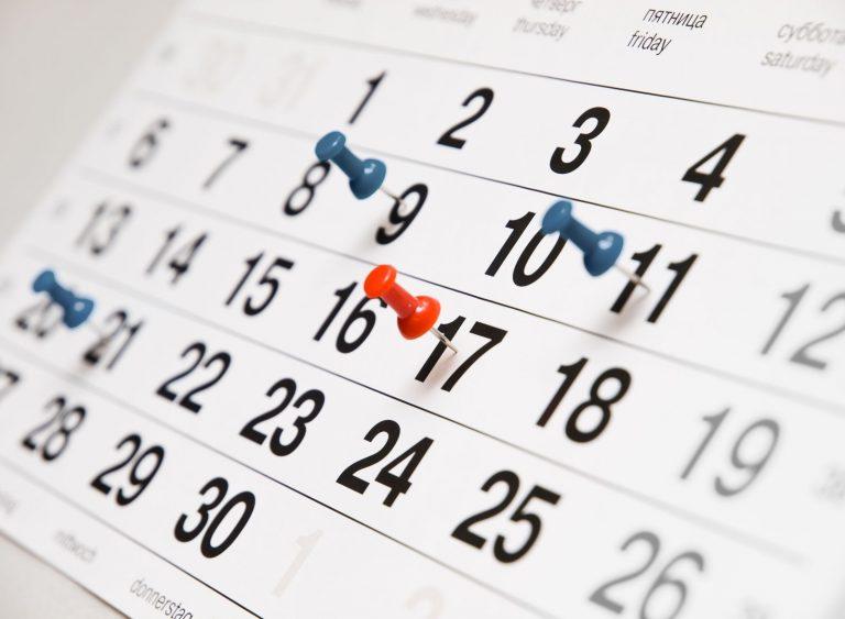 Календар 4 і 5 туру чемпіонату області з футзалу