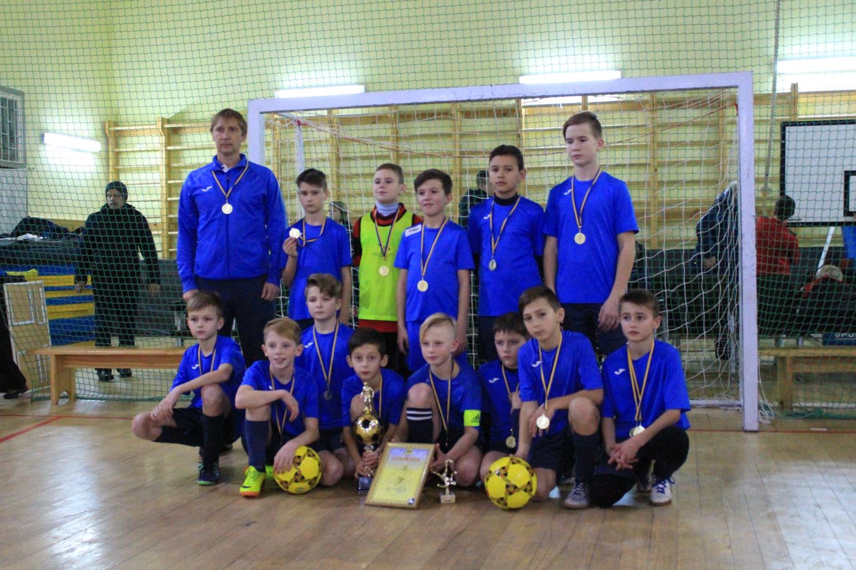 ДЮСШ Миронівка – переможець Різдвяного турніру на призи LNZ Group (ФОТО)