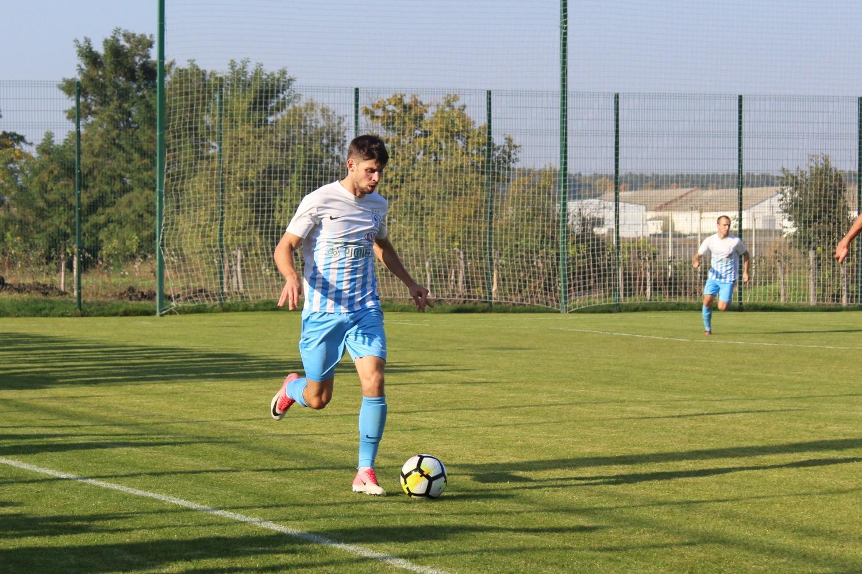 """Антон Вакуленко: """"Добре, що готуємося з хорошими командами"""""""
