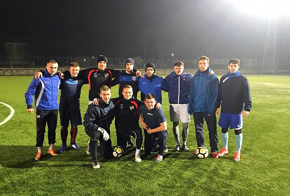 ЛНЗ провів тренувальний матч із Шевченковим Краєм