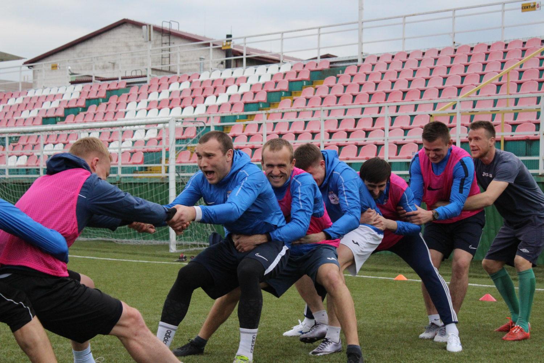 Тренування в Білозір'ї (ФОТО)