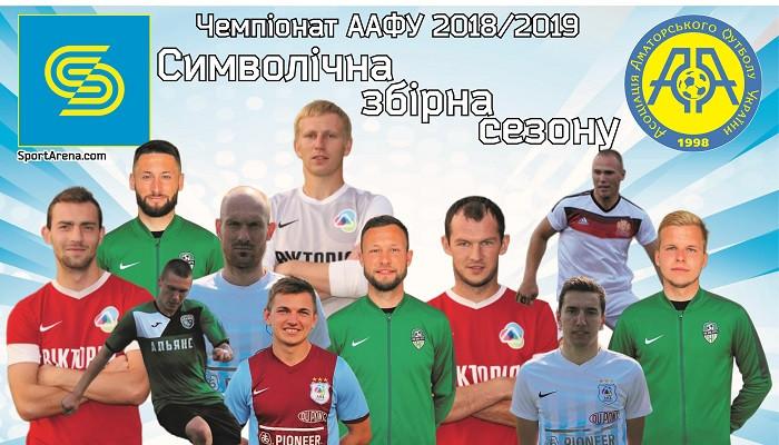 Шестеро футболістів ЛНЗ у символічній збірній сезону за версією Sportarena!
