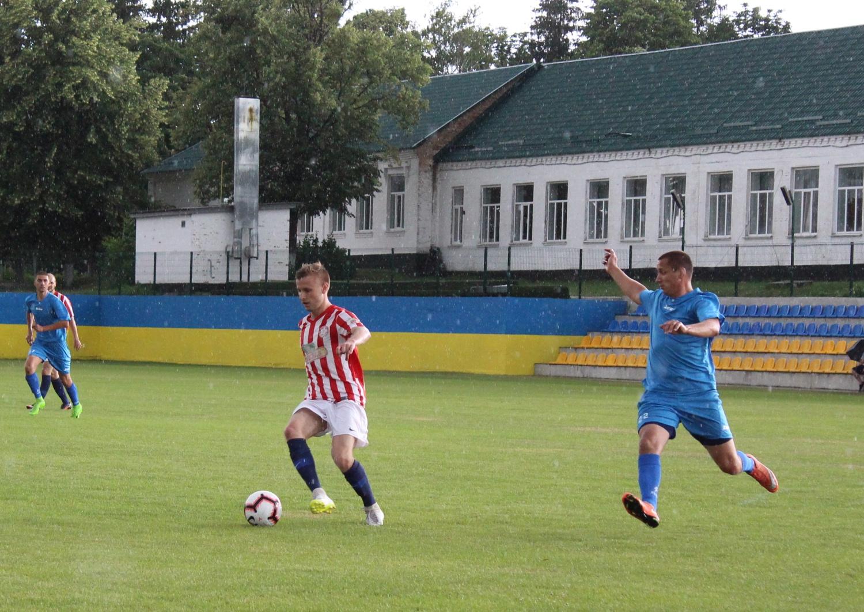 Завтра районний ЛНЗ відіграє черговий матч регіональної ліги