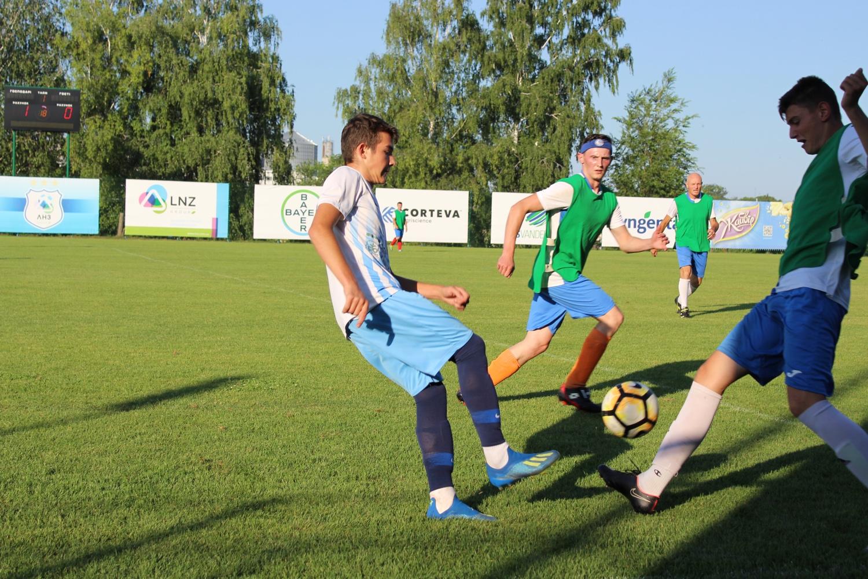 У четвер районний ЛНЗ відіграє дербі в регіональній лізі