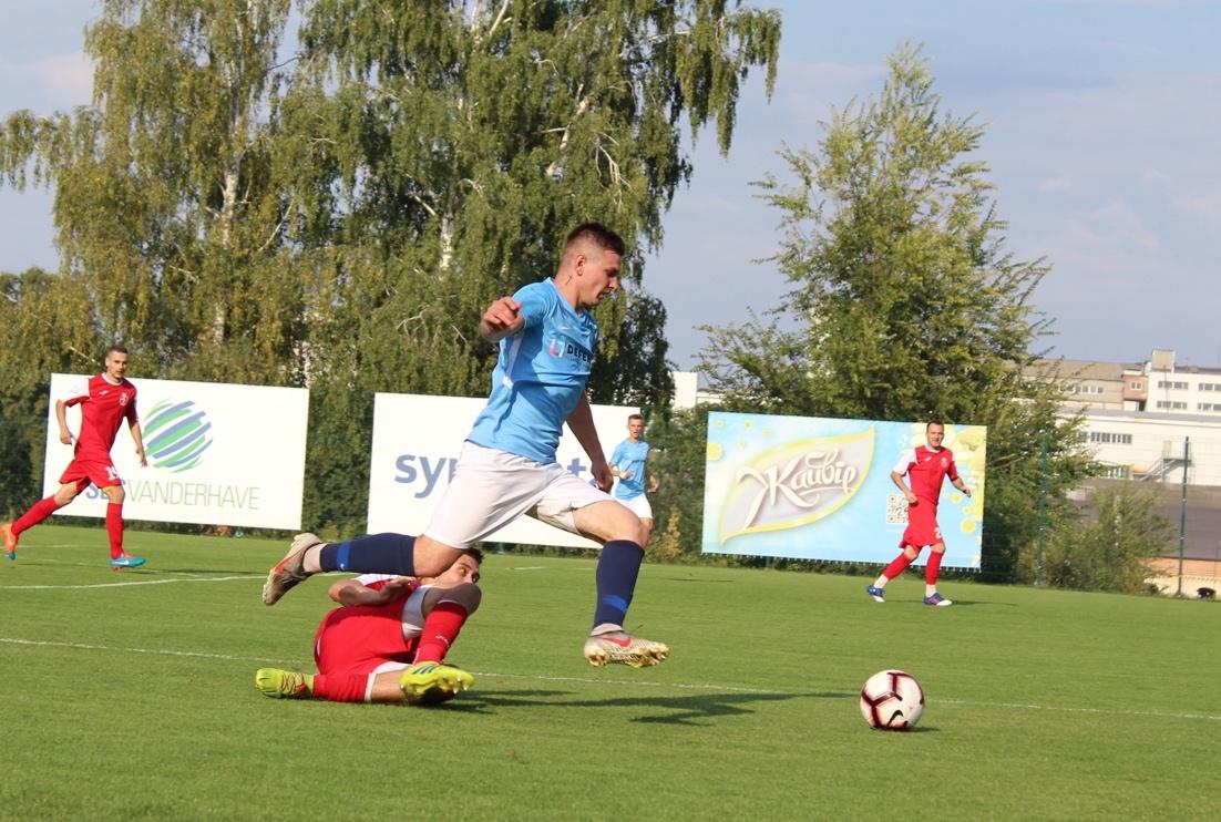 Гол Колоса – у топ-5 голів п'ятого туру чемпіонату України (ВІДЕО)