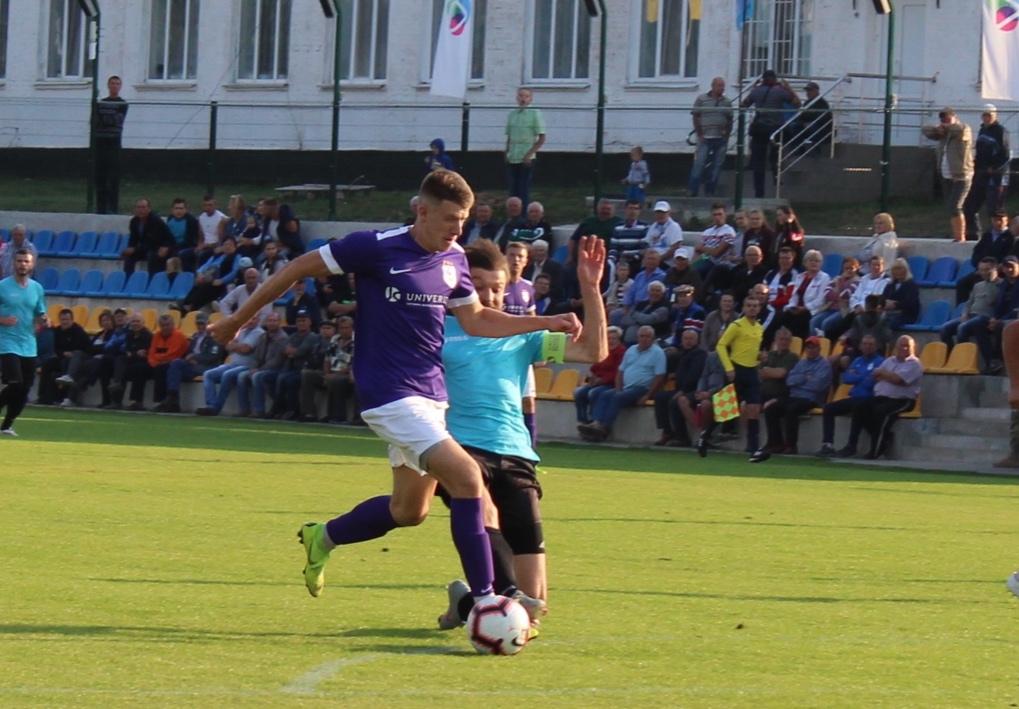 Сергій Дєдов: «Хочу забити гол у ворота МСК Дніпро»