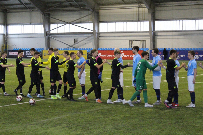 Колос U-21 – ЛНЗ (1:1): відеоогляд матчу