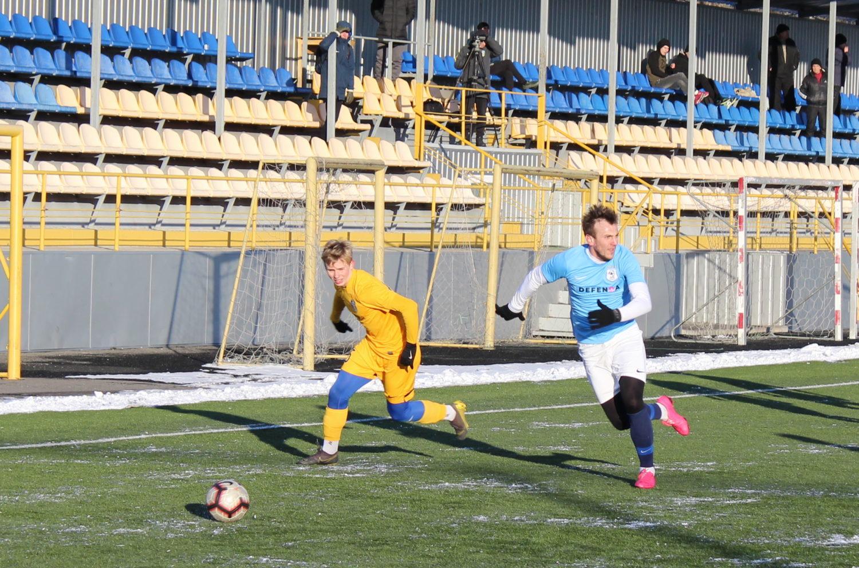ЛНЗ зіграв товариський матч з молодіжкою Олександрії (ВІДЕО)
