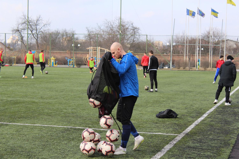 Листопад зіграв найбільше хвилин у сезоні 2019/2020 серед усіх команд України