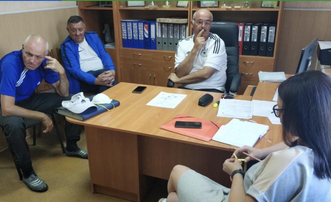 Єрки отримали технічну поразку в матчі з районним ЛНЗ