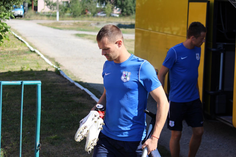 Мачуленко пішов з команди