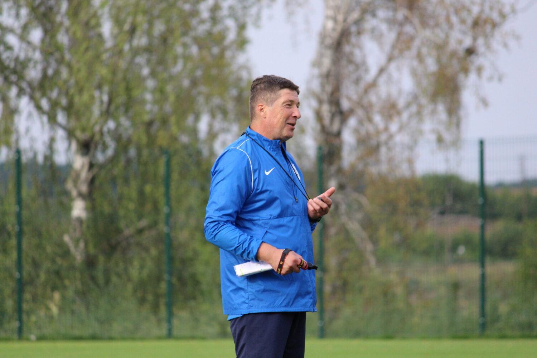 Юрій Бакалов: «Якщо тренуватись в Лебедині без бажання, треба завершувати з футболом»