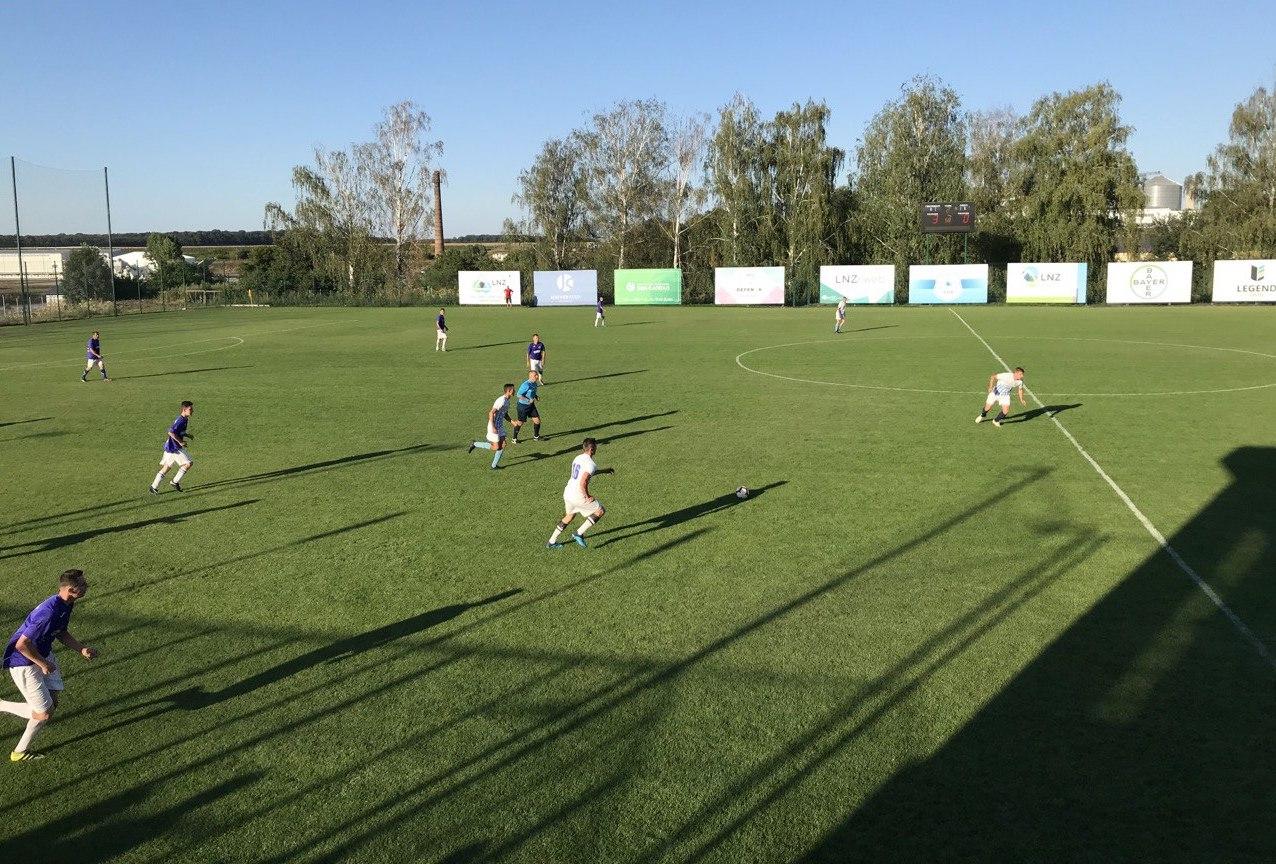 Районний ЛНЗ переміг у принциповому матчі Регіональної ліги