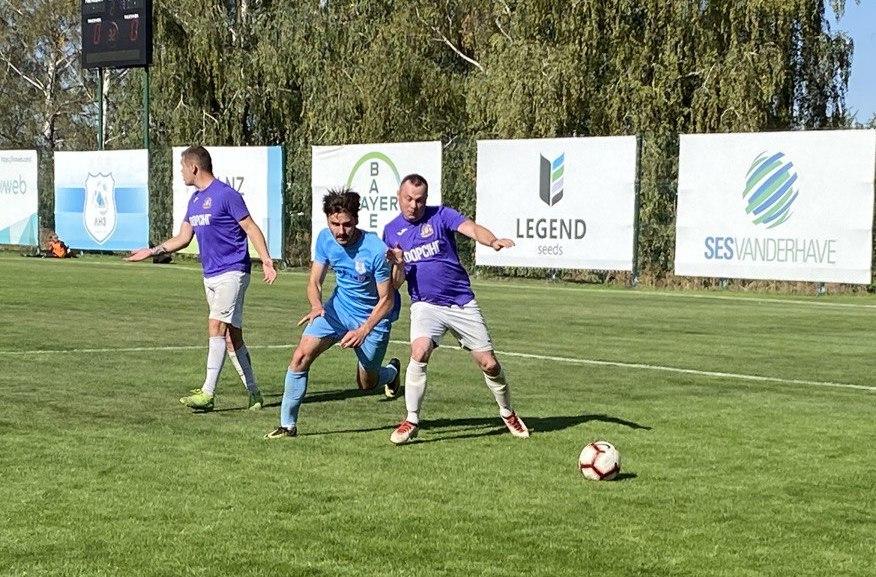 Шевченків Край – володар Кубку Регіональної Футбольної Ліги. ЛНЗ – зі сріблом