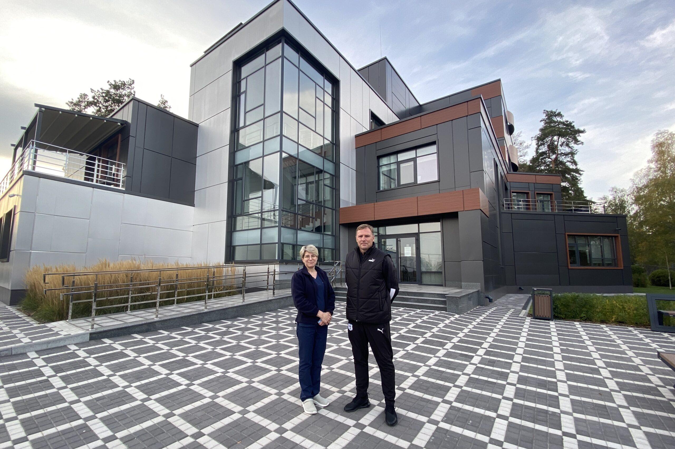 LIGAMENTA відновлює футболістів ЛНЗ після травм