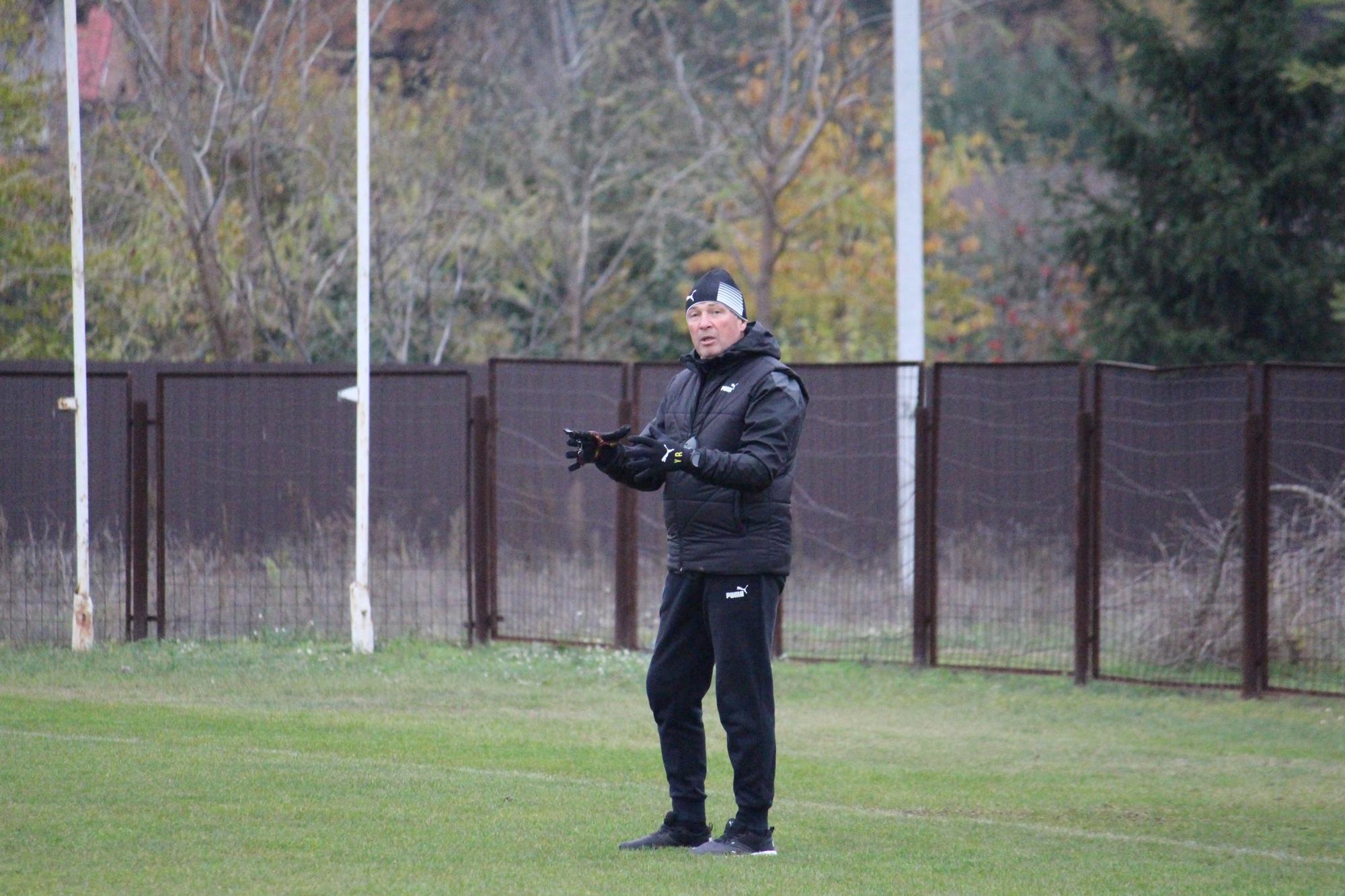 Юрій Бакалов: «Всі прекрасно знають, що ми будуємо нову команду»
