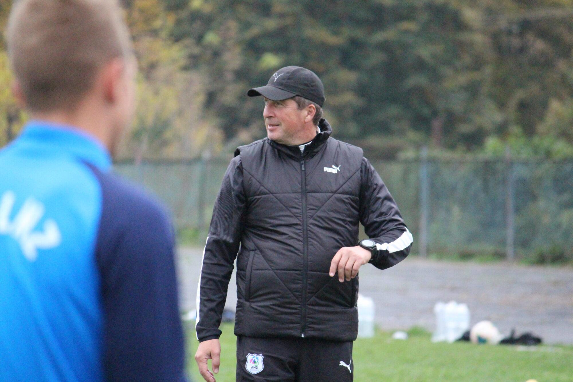 Юрій Бакалов пояснив, чому клуб припинив співпрацю з Листопадом