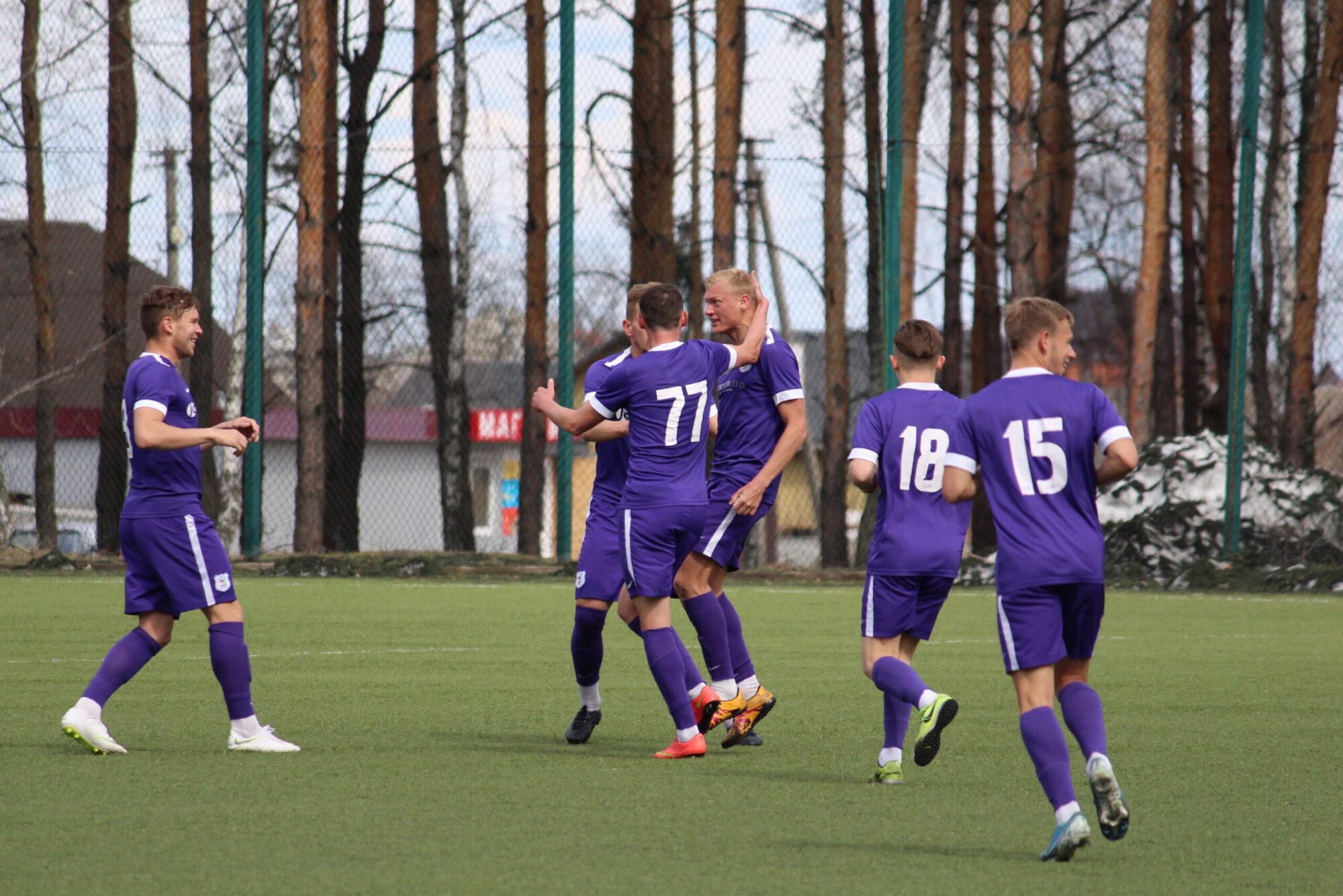 Любомир – ЛНЗ (0:1): фото